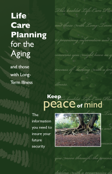 Download Your Free eBook: Life Care Planning for The Aging