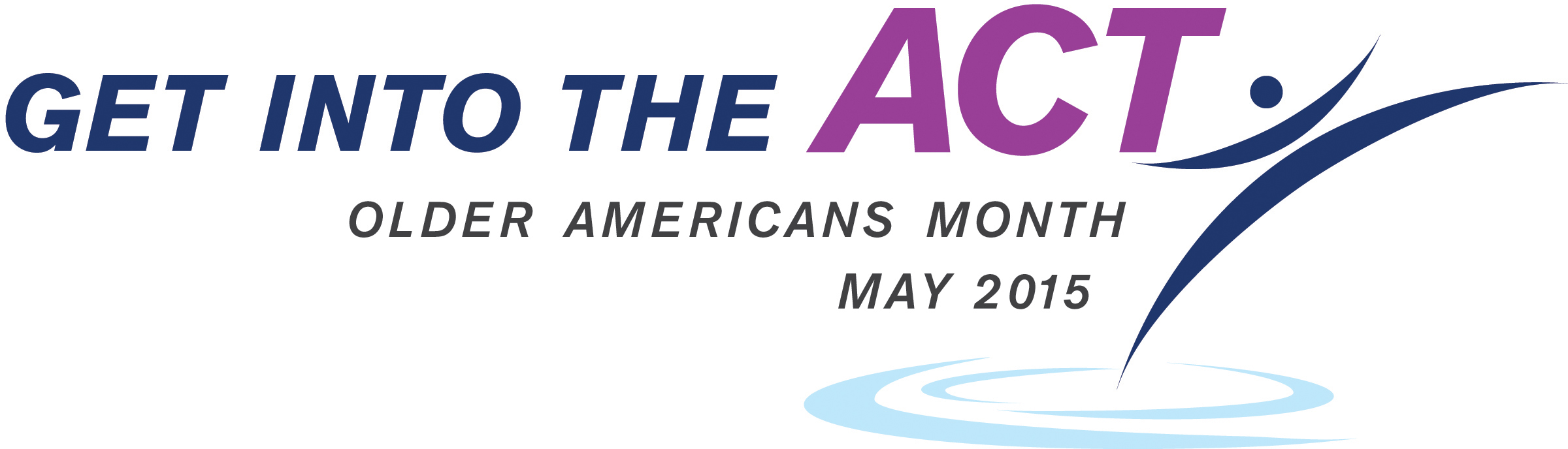 Get Into The Act Logo