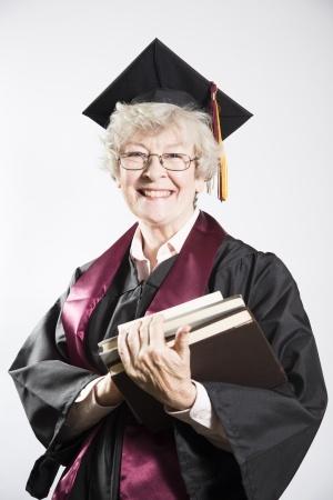 Senior Grad