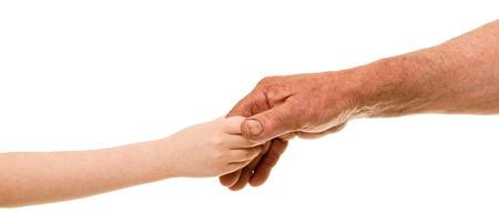 Senior Hand_Child Hand