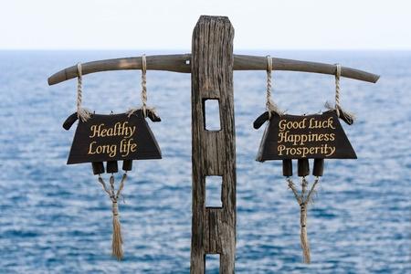 Good Health Signs