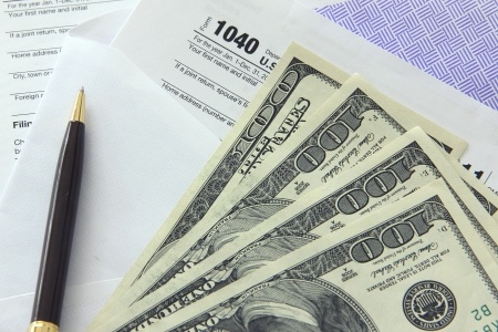 Tax forms_Money