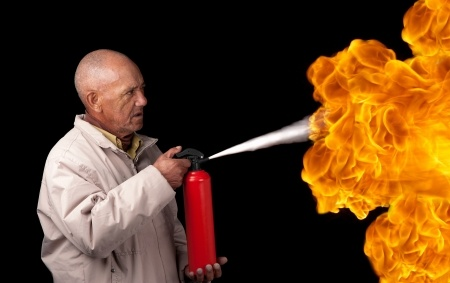 Senior_Fire Extinguisher