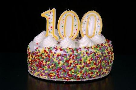 Cake 100