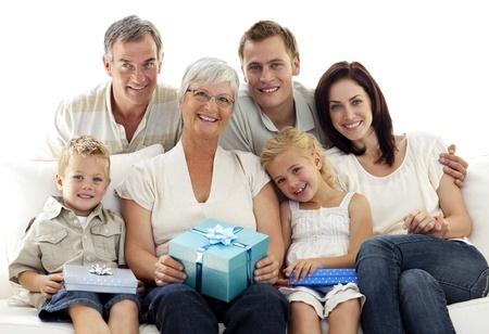 Grandmother_Family_Present