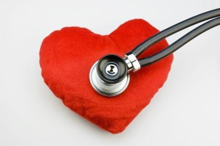 Heart Pillow_Stethoscope