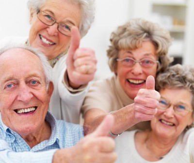 Happy-Elderly-Group